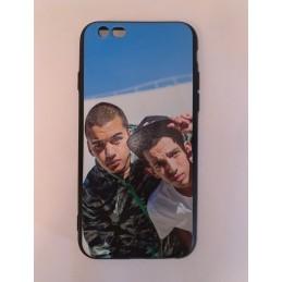"""Coque iPhone 6s """"Bigflo et Oli"""