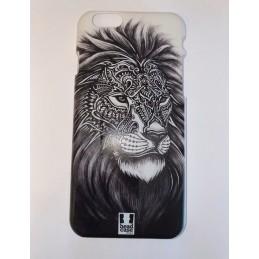 "Coque iPhone 6s ""Lion"""