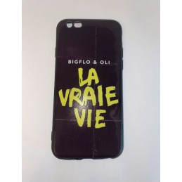 """Coque iPhone 6s """"Biflo et Oli"""""""