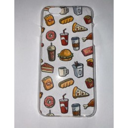 """Coque iPhone 6s """"Fast food"""""""
