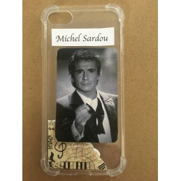 Coque Michel Sardou