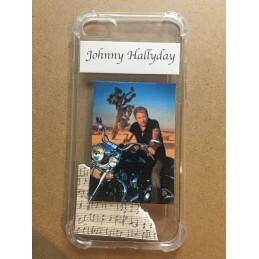 Coque Johnny Hallyday