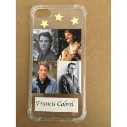 """Coque """"Francis Cabrel"""""""